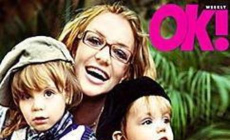 A Britney Spears Family Portrait