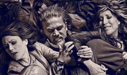 Sons of Anarchy Promo Picture
