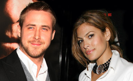 Ryan Gosling: Cheating on Eva Mendes With Emma Stone?!