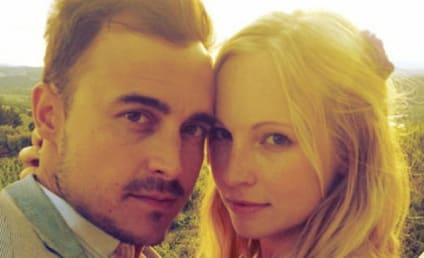 Candice Accola: Engaged to Joe King!