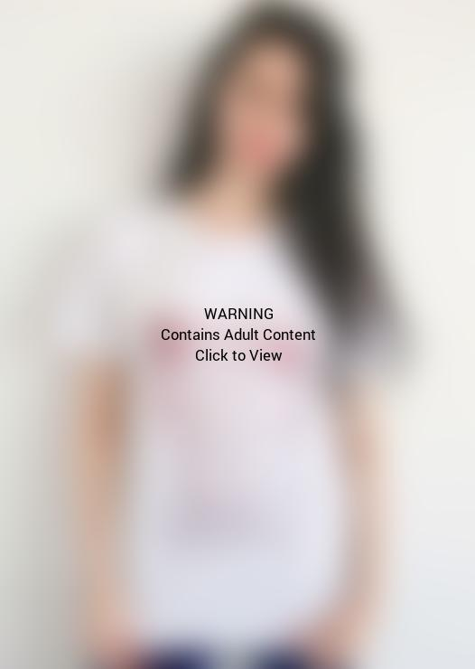 American Apparel Wet T-Shirt