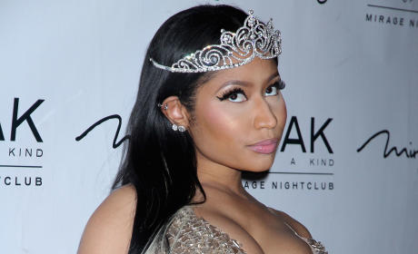 Nicki Minaj Denies Dissing of Disabled Person