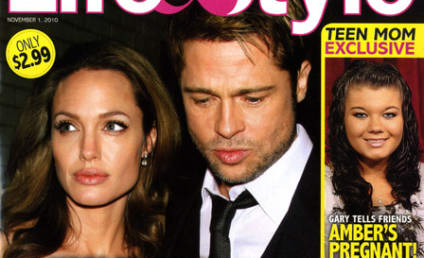 Angelina Jolie: Totally High on Drugs! Giving Away Secrets! On Video!