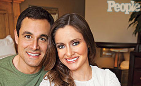 Jason and Molly Mesnick Debut Baby Riley