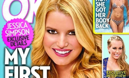 Jessica Simpson: First Days of Motherhood REVEALED!