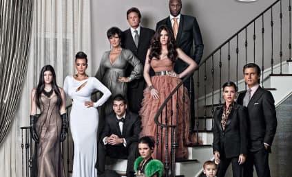 Presenting: The Kardashian Khristmas Kard!