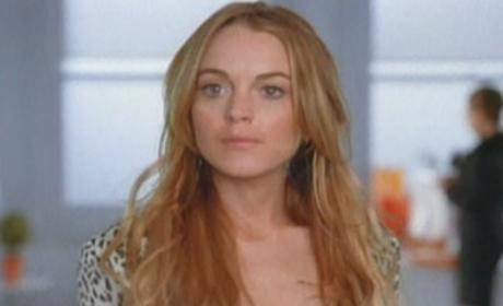 Lohan on Ugly Betty