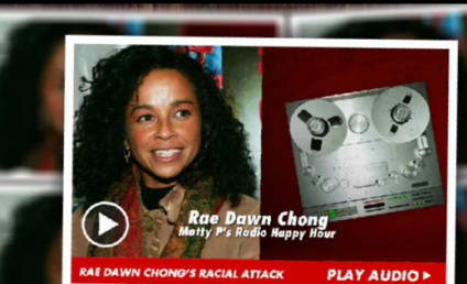"Rae Dawn Chong RIPS Oprah, Calls Her ""Biotch"" and ""Field N--ger"""