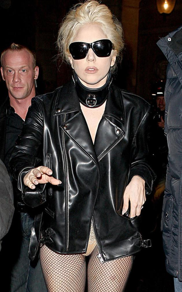 Gaga With No Pants