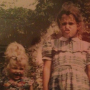 Fifi and Peaches Geldof as Kids
