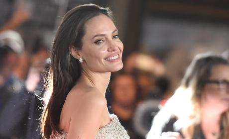 Angelina Jole: 'By The Sea' AFI Fest Opening Night Gala Premiere