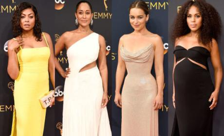 Emmy Awards Fashion: Hits, Misses and Everything in Between