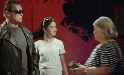 Arnold Schwarzenegger Dresses as Terminator, Pranks Tourists, Remains Awesome