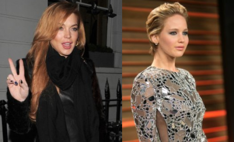 Lindsay Lohan: Jennifer Lawrence Has Sex For Roles!