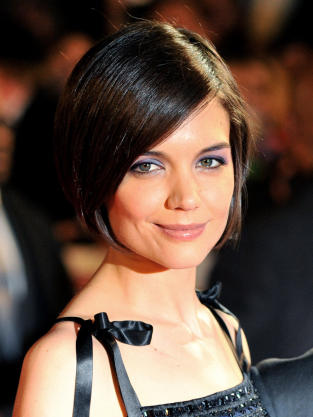 Katie Holmes London Red Carpet