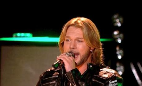 Craig Wayne Boyd - Working Man's Blues (The Voice Semifinals)