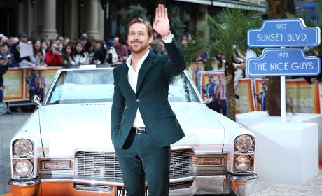 Ryan Gosling: UK Premiere of 'The Nice Guys'