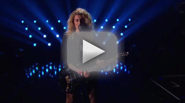 Tori kelly slays initial ever mtv video strain awards performance