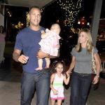 Alex Rodriguez, Cynthia Rodriguez and Kids