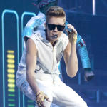 Justin Bieber at MSG