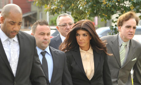 Teresa and Joe Giudice: Living in Separate Homes Before Prison?