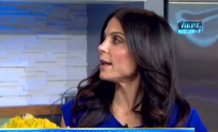 Bethenny Frankel Dishes on Healthy Snacks
