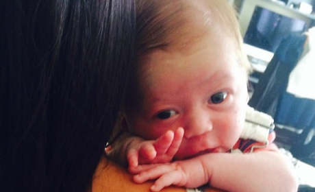 Jenelle Evans Shares New Baby Photos: Meet Kaiser!