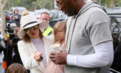 """Lamar Odom Drinking Again; Friends Concerned, Khloe Kardashian """"Helpless"""""""
