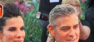 Sandra Bullock, George Clooney Debut Gravity
