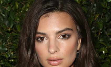 Emily Ratajkowski: Yes, I'm Naked Again! Deal with It!