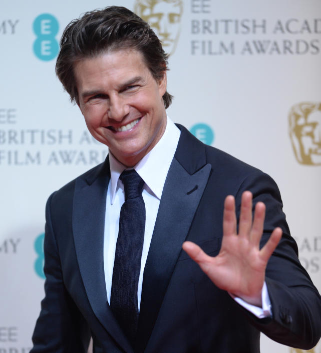 Hi, Tom Cruise!