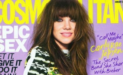 Carly Rae Jepsen Covers Cosmo, Talks Justin Bieber