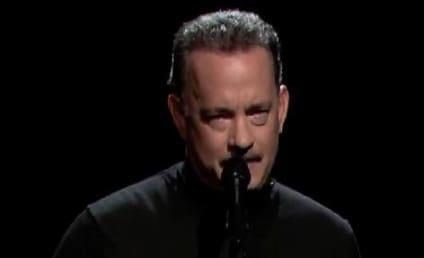 Tom Hanks Slam Poem: Actor Rips Full House Cast on Late Night