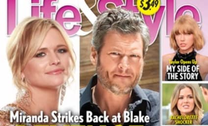Miranda Lambert: Plotting Revenge on Blake Shelton, Gwen Stefani?!