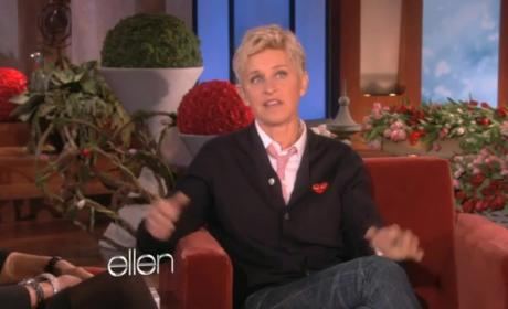 Bruce and Kris Jenner Talk Nonsense on Ellen