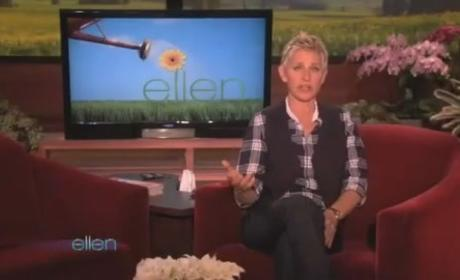 Ellen Scare Montage: Best of the Most Frightened