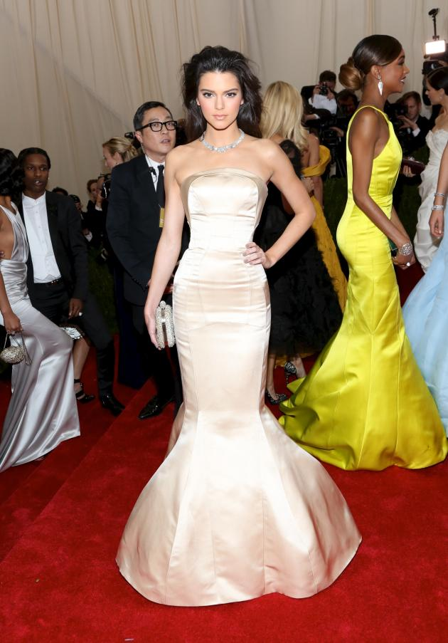 Kendall Jenner: MET Gala Image