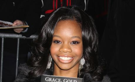Happy Birthday, Gabby Douglas!
