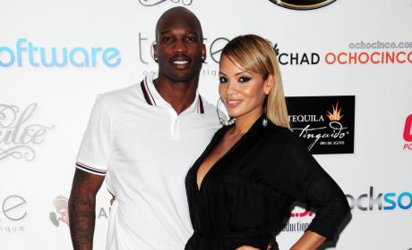 Chad Johnson and Evelyn Lozada: Divorced!