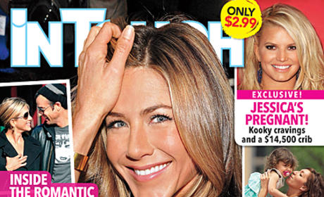 Jennifer Aniston: Totally Getting a Ring! A RING!