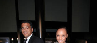 Tyra Banks and John Utendahl: It's Over!