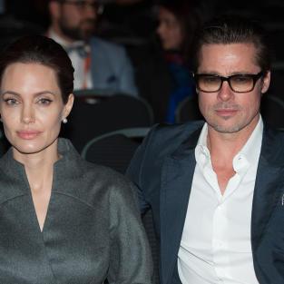 Brad Pitt, Angelina Jolie Image