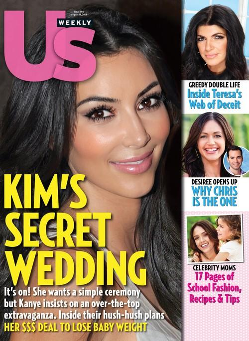 Kim Kardashian Wedding Story