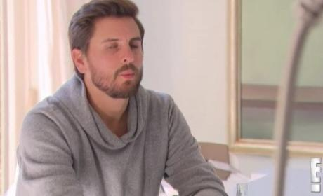 Scott Disick SLAMS Kourtney Kardashian in KUWTK Deleted Scene: I Don't Wanna See Your Face!
