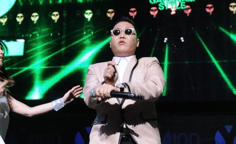 PSY to Unveil New Single Saturday on YouTube ... Live!