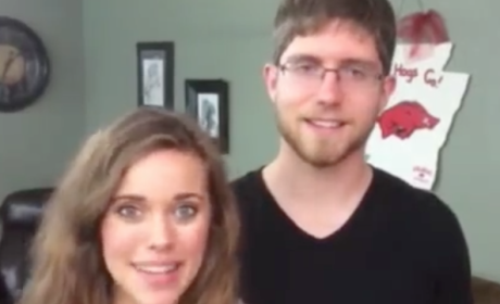 Jessa Duggar and Ben Seewald Baby Announcement