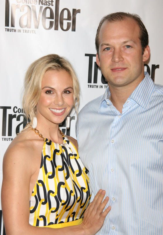 Elisabeth and Tim Hasselbeck