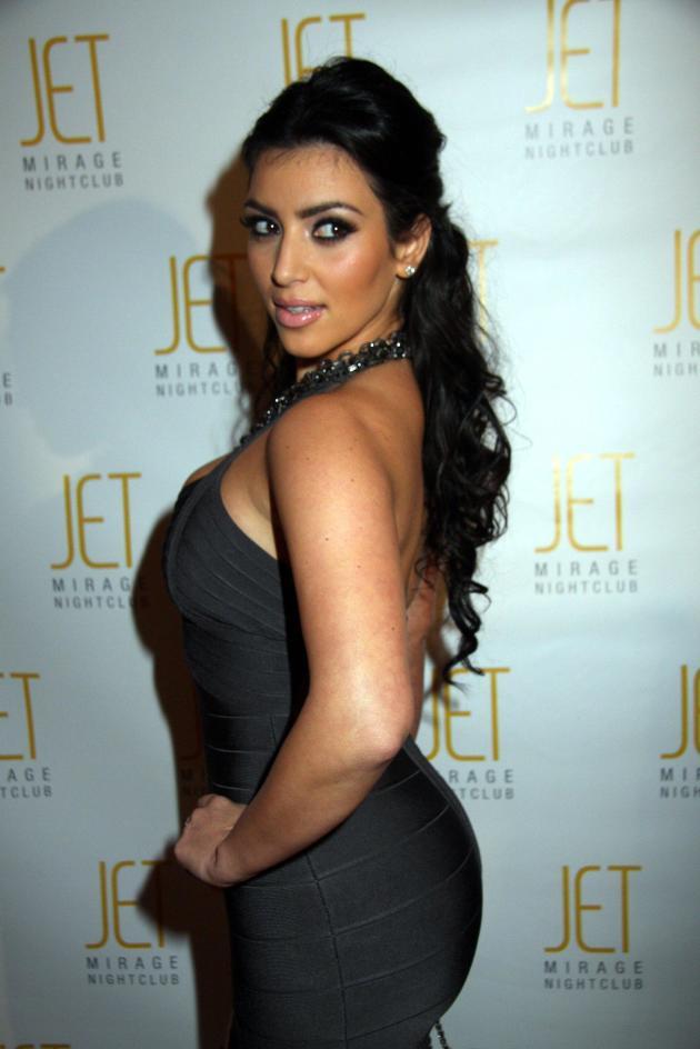 Kim Kardashian: The Booty