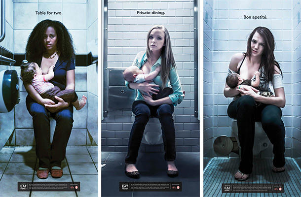 When Nurture Calls Pro-Breastfeeding Ads