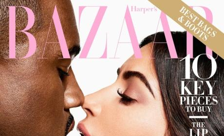 Kim Kardashian and Kanye West Talk Boobs, Cocks and More